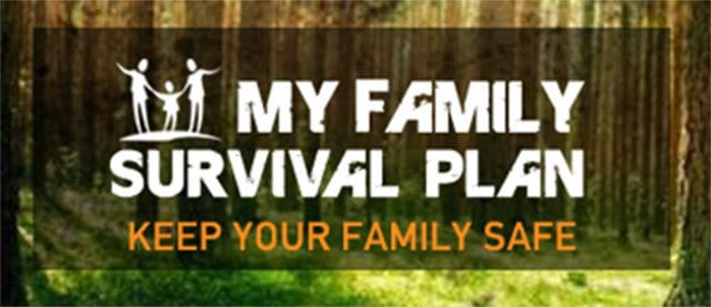 My-Family-Survival-Plan