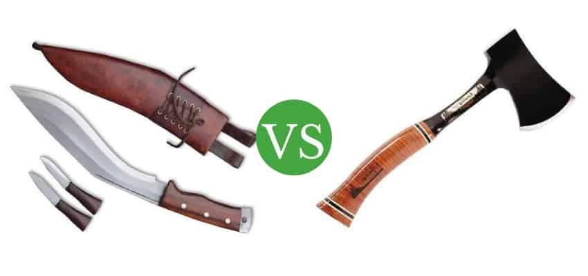 Machete vs Hatchet